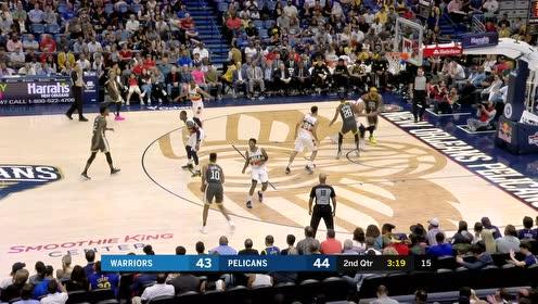 这个篮板也太拼了 贝尔神助麦金尼空位三分