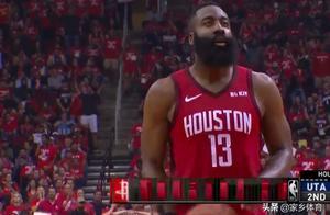 NBA73年第6人,哈登伟大纪录超乔丹科比,却以2比9不敌詹姆斯
