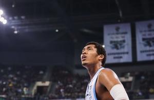 对话|中国男篮首位混血球员丘天:我是地道的北京爷们