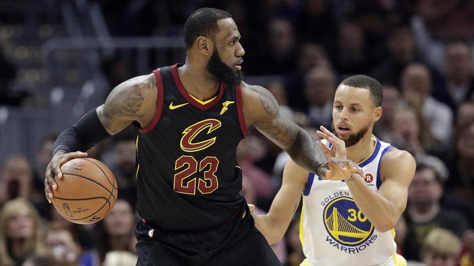 2018年NBA总决赛录像G3 骑士vs勇士 第三场 全场录像回放