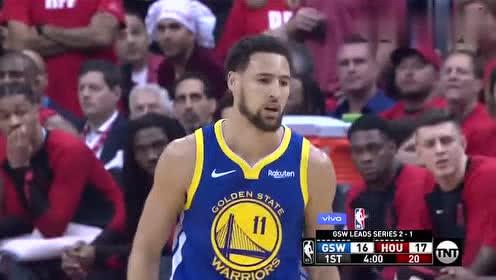 2019年05月07日NBA季后赛 勇士VS火箭 全场录像回放视频