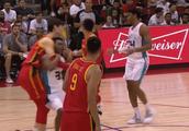 在中国男篮参加NBA夏季联赛的阵容中,如果出现球场暴力,谁的打架能力最强?为什么?