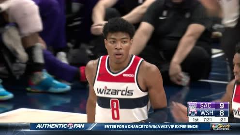 2019年11月25日NBA常规赛 国王VS奇才 全场录像回放视频