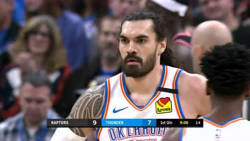 2020年01月16日NBA常规赛 猛龙VS雷霆 全场录像回放视频